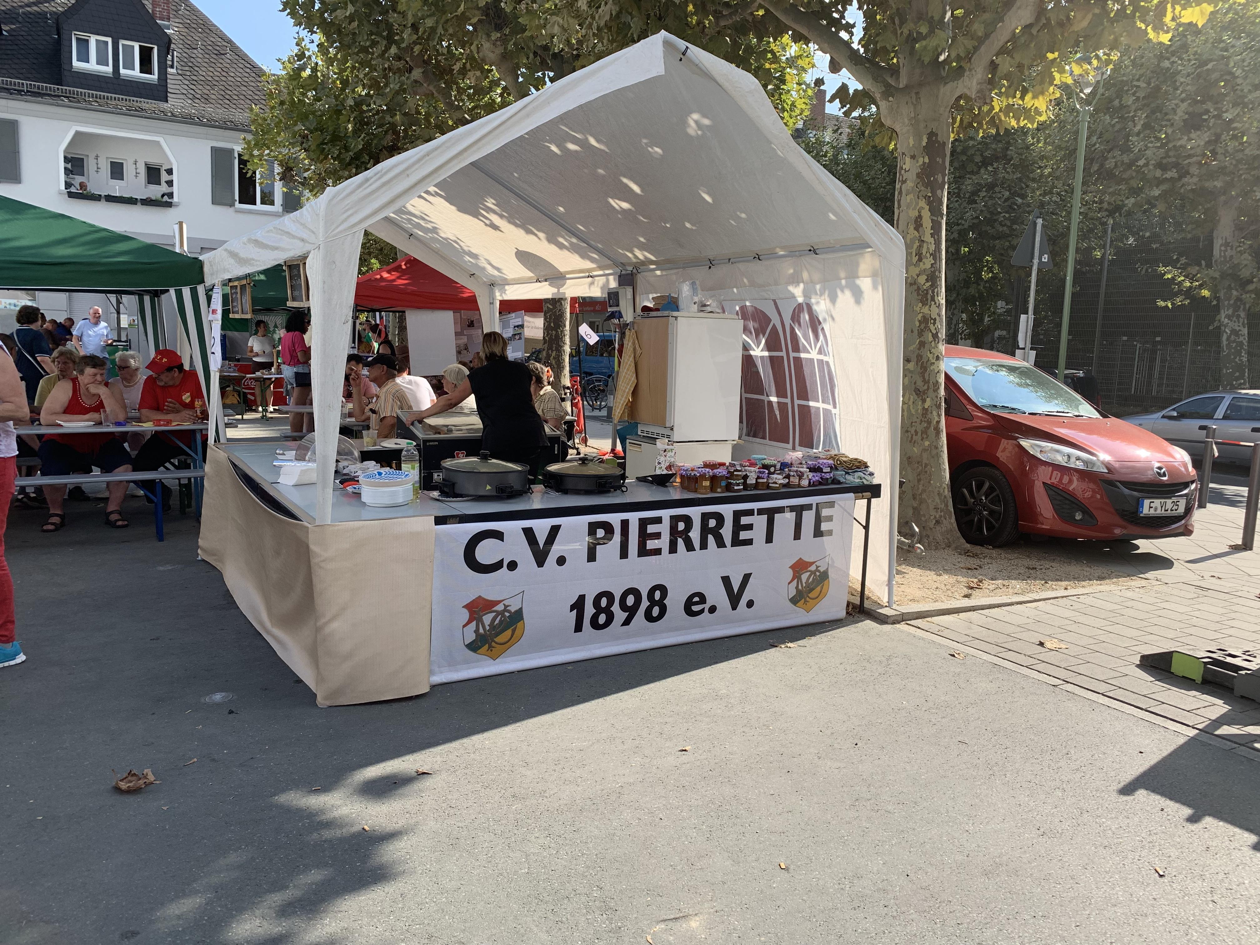 Straßenfest im Riederwald